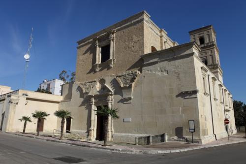 Risultati immagini per Chiesa S. Biagio Galatina
