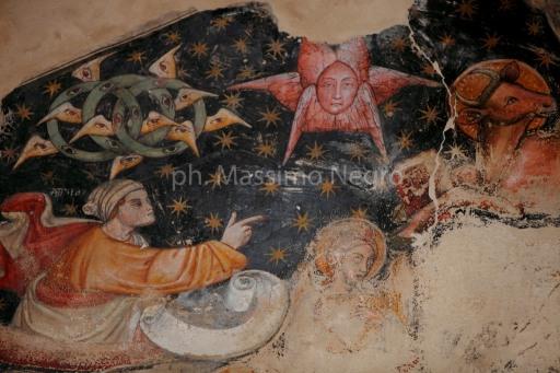 Abside Ascensione particolare Daniele 2